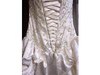 Maggie Sottero Haute Couture Wedding Dress