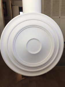 CEILING MEDALLIONS - for lighting fixture or fan