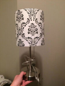 Patterned Lamp