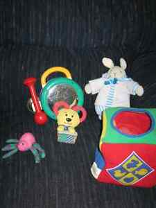 Baby toys - very gently used. $1.00 each or $5.00 for all
