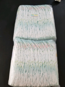 Full sleeve of size 6 diapers