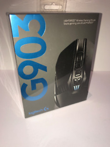 New & Sealed - Logitech G903 LIGHTSPEED Wireless Gaming Mouse