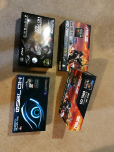 R9 280X,  HD7950 for sale
