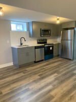 Brand New & Cozy 2 Bedroom in Central Peterborough