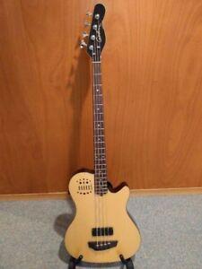 Godin A4 Ultra Fretted SA Bass Basse