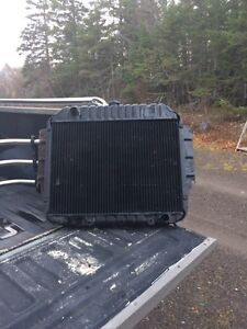 Dodge or Ford radiator