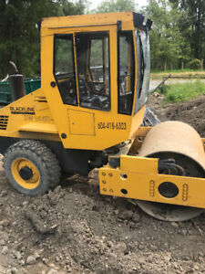 2007 BOMAG 5 TON PACKER