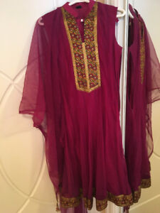 East Indian Outfit