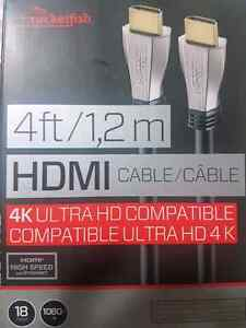 HDMI cord high speed and strong