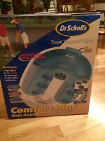 Dr Sholls footbath / massager