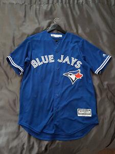 Brand New Toronto Blue Jays Josh Donaldson Authentic Jersey - M