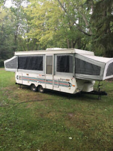 14ft Jayco Tent Trailer / Pop Up Camper [1991]