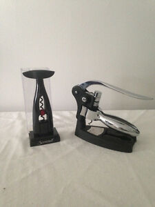 Wine bottle openers sold separately for 5.00 each