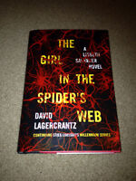 The Girl in the Spiders Web Brand new