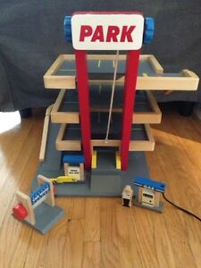 Melissa and Doug Wooden Parking Garage London Ontario image 1