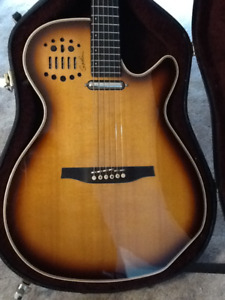 Godin Multiac Spectrum Sunburst