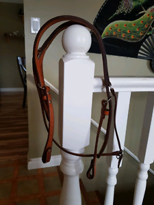Western headstall for sale