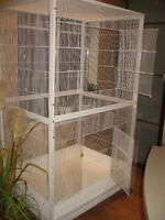 Extra Large Flight Bird Cage by A&E Cage Co.