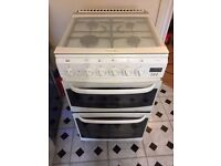 50 cm cannon gas cooker with separate grill oven in very good condition .free local delivery