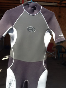 Wet suit Bare