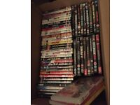 Bundle of Approx. 57 DVDs