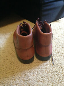 Leather ankle boots Peterborough Peterborough Area image 3