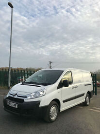 63 2013 Citroen Dispatch 2.0HDi 1200 125 BHP L2H1 Enterprise LWB - NO VAT