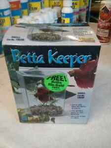 Beta keeper fish tank kit