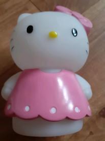 Hello Kitty mood lamp as new