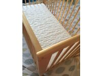 Excellent condition Gulliver IKEA baby cot