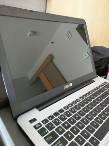 Asus Laptop AMD A8 Quad coreX4 HDD