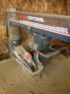 Craftsman Radial Armsaw London Ontario image 2