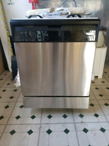 Stainless steel dishwasher