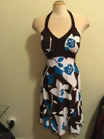 New with tags women's halter dress