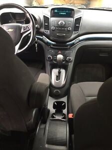 2012 Chevrolet Orlando LT low km