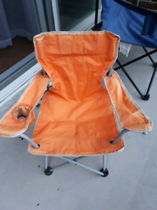 Chaise de camping pour ENFANT