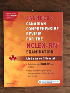 NCLEX - SAUNDERS CANADIAN REVIEW BOOK