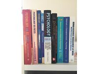All Psychology Books £30