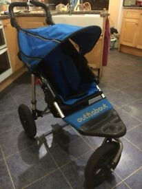 Out n About Jogger Pushchair