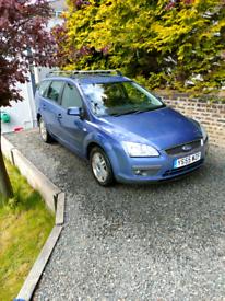 Ford, FOCUS, Estate, 2006, Other, 1999 (cc), 5 doors