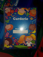 Agendas de communication garderie