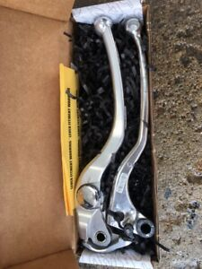 BMW s1000rr clutch and brake lever