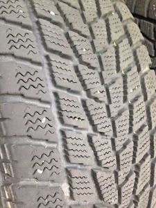 4 set winter tires with rims