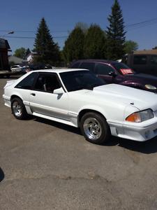MUSTANG  GT  1989   ....   5  LITRES