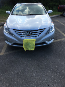 2012 Hyundia Sonata Limited with panoramic sunroof