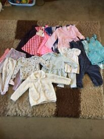 12-24 months girls BUNDLE