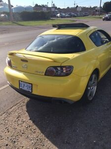 2004 MAZDA RX8 low Kms!! Great condition