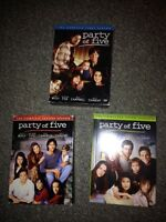 Party of Five on DVD - Seasons 1-3