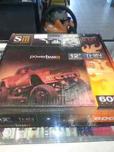 Power Bass S-12T Sing 12in Subwoofer 500Watts 4ohm. 40035 (1)