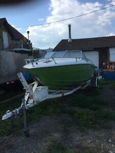 Reinell 17.5' boat